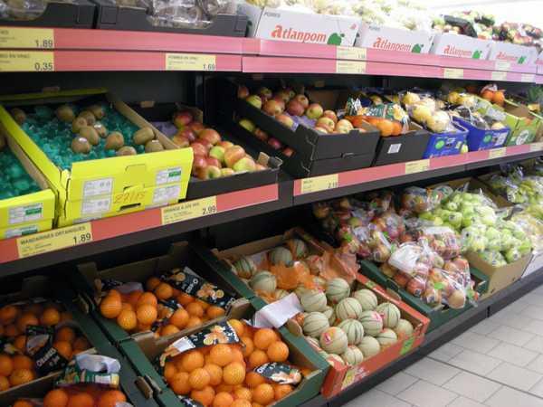 "Supermarché ""Aldi Marché"""