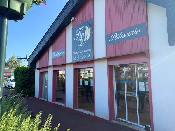 Boulangerie/Pâtisserie Touret